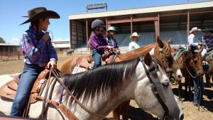 Younger riders build their skills and confidence at St. Vrain Roundup Club shows